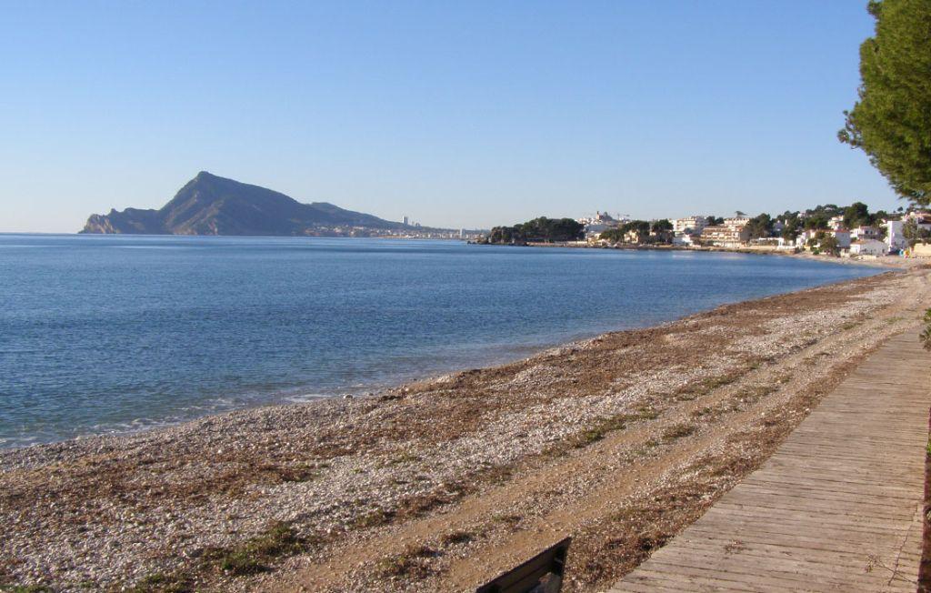 Playa de La olla